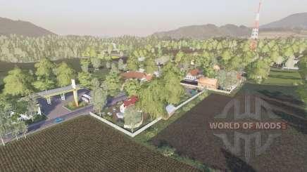 Wrociszow pour Farming Simulator 2017
