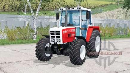 Steyr 8080A Turbo〡animierter Wischer für Farming Simulator 2015