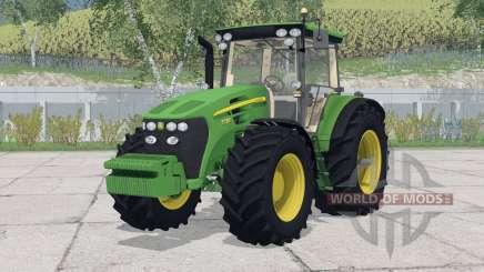 John Deere 77૩0 für Farming Simulator 2015
