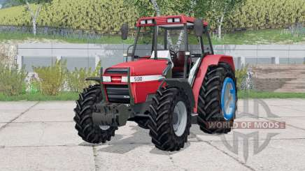 Case International 5130 Maxxum〡Räder wechseln für Farming Simulator 2015