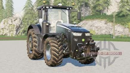 John Deere 8R série〡 support multijoueur pour Farming Simulator 2017
