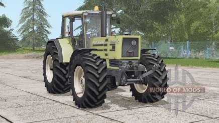 Hurlimann H-6000T für Farming Simulator 2017