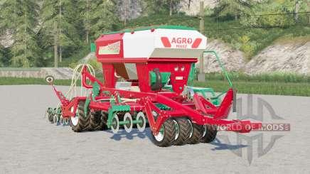 Agro-Masz Salvis 3800〡design choix pour Farming Simulator 2017
