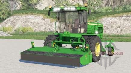 John Deere W260〡selbstfahrender Mäher für Farming Simulator 2017