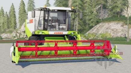 Claas Lexion 530〡well modélisé pour Farming Simulator 2017