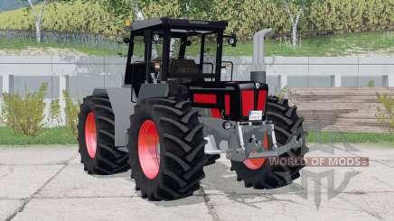 Schluter Super-Trac 1900 TVL-LS〡change de direction pour Farming Simulator 2015