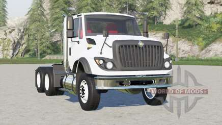 International WorkStar Tractor Truck 6x4 2008 pour Farming Simulator 2017