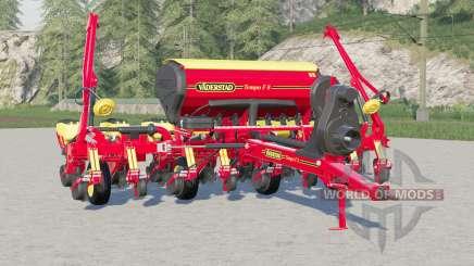 Vaderstad Tempo F8 für Farming Simulator 2017
