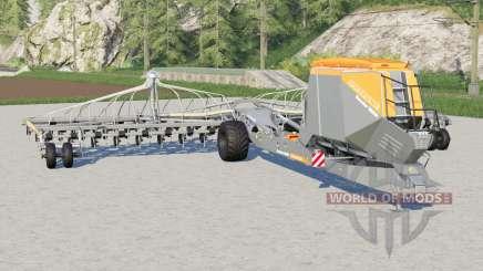 Amazone Condor 15001〡 choix de capacité pour Farming Simulator 2017