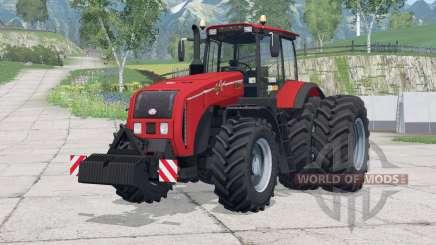 MTZ-3522 Belarus〡protivoves inclus pour Farming Simulator 2015