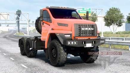 Ural Weiter (44202-5311-74E5) v1.8 für American Truck Simulator