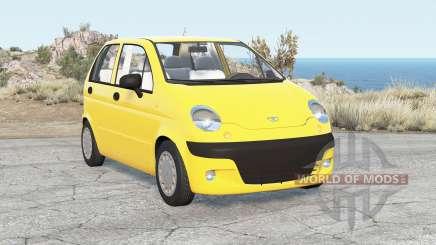 Daewoo Matiz für BeamNG Drive