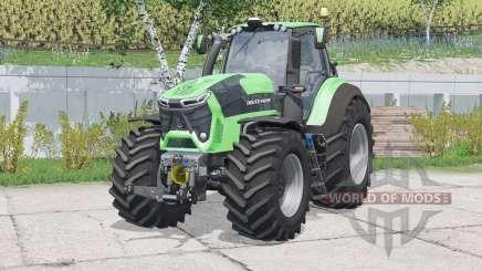 Deutz-Fahr 9340 TTV Agrotroɲ für Farming Simulator 2015