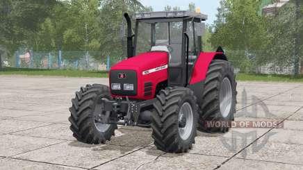 Massey Ferguson 6Զ90 für Farming Simulator 2017