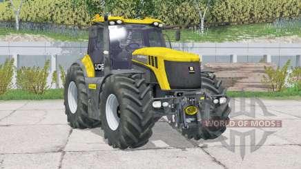 JCB Fastraȼ 8310 für Farming Simulator 2015