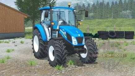 New Holland T4.75 pour Farming Simulator 2013