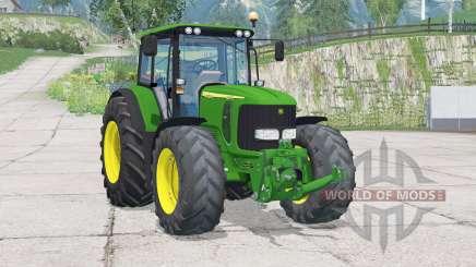 John Deere 6920S〡front hydraulique ou poids pour Farming Simulator 2015