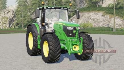 John Deere 6R seriᶒs pour Farming Simulator 2017