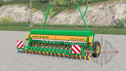 Amazone D8-40 Super pour Farming Simulator 2017