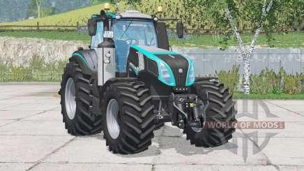 New Holland T8.435〡Erntetechnik Steinberger für Farming Simulator 2015