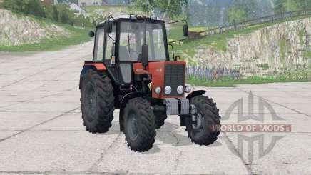 MTZ-82.1 Arbre de transmission rotatif biélorusse pour Farming Simulator 2015
