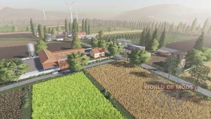 Sandomierskie okolice pour Farming Simulator 2017