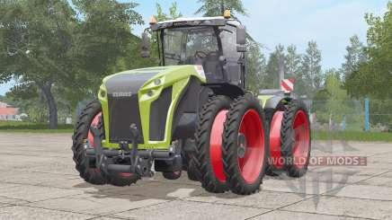 Claas Xerion Trac VC〡wählbares Design für Farming Simulator 2017
