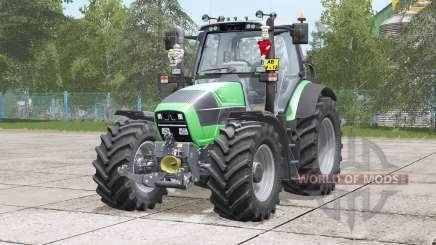 Deutz-Fahr Agrotron TTV 620〡Räder Auswahl für Farming Simulator 2017