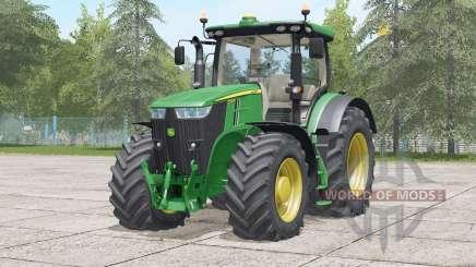 John Deere 7R série〡few options pour Farming Simulator 2017