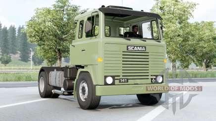 Scania LB141 v1.1 für Euro Truck Simulator 2
