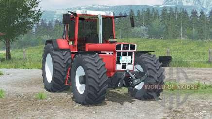 International 1455 XLA〡added roues pour Farming Simulator 2013