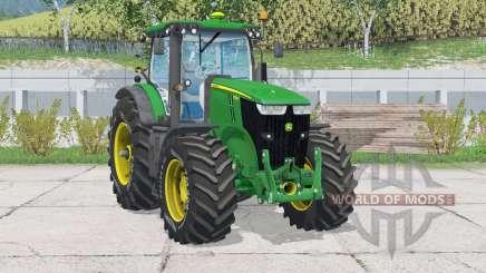 John Deere 7290R〡speed Display-Steuerung für Farming Simulator 2015