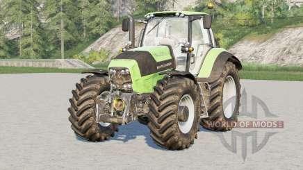 Deutz-Fahr Serie 7 TTV Agrotron〡sound modifier pour Farming Simulator 2017