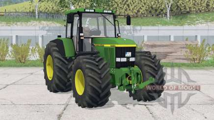 John Dee'e 7810 für Farming Simulator 2015