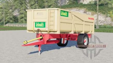 Leboulch Gold 11000 XL pour Farming Simulator 2017