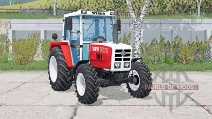 Steyr 8070A〡Sitzfederung für Farming Simulator 2015