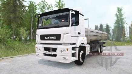 KAMAZ-65207 pour MudRunner