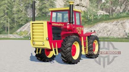 Vielseitiger 4WD-serieᵴ für Farming Simulator 2017