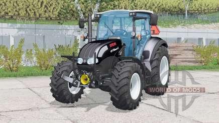 Steyr Multi 4115 Black Beauty für Farming Simulator 2015