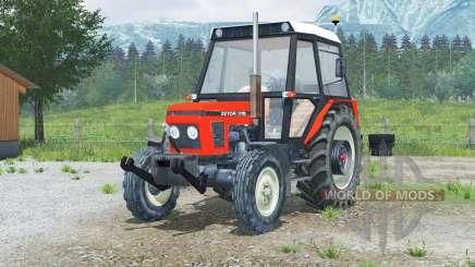 Zetor 7711〡ouverture des portes pour Farming Simulator 2013