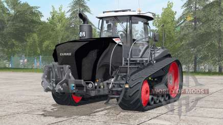 Claas Xerion 4000 TerraTraꞔ für Farming Simulator 2017