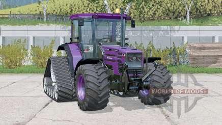 Hurlimann H-488 Turbo〡turbo aufgeladener Motor für Farming Simulator 2015