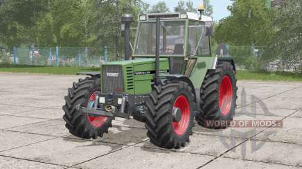 Fendt Favorit 610 LSA Turbomatik E〡IC pour Farming Simulator 2017