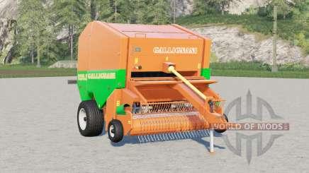 Gallignani 9250 SL〡Rundballenpresse für Farming Simulator 2017