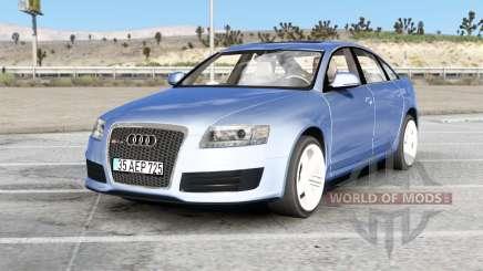 Audi RS 6 sedan (C6) 2008 v2.0 für American Truck Simulator