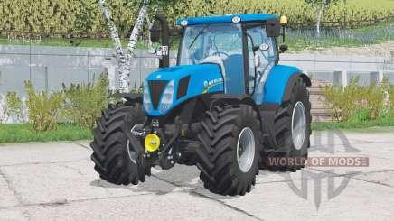 New Holland T7.170〡Warnlicht für Farming Simulator 2015