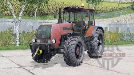 MTK-2522VDV Belaruƈ pour Farming Simulator 2015