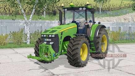 John Deere 8૩30 pour Farming Simulator 2015