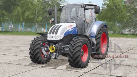 Steyr 4000 Mulƭi für Farming Simulator 2017