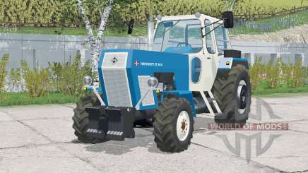 Fortschritt ZT 303-D〡no pollution für Farming Simulator 2015